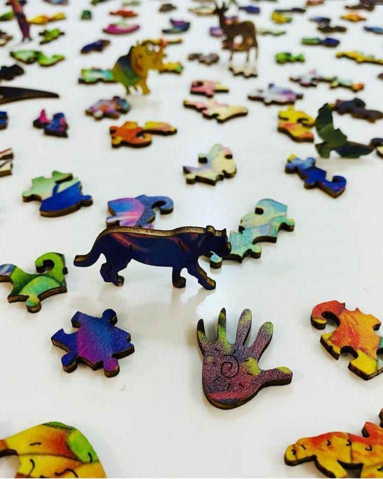 Alion-fa-puzzle-papagaj-fa-kirakó-játék-6